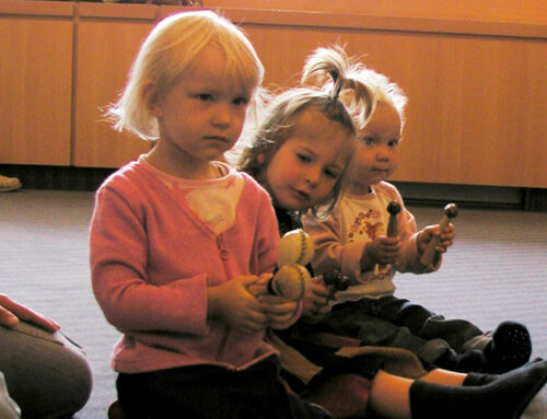 Neu: Eltern-Kind-Kurse