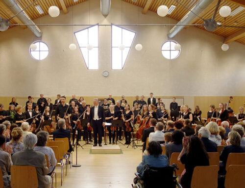 Letztes Sinfonieorchesterkonzert