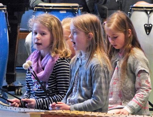Musikwerkstatt für Kinder