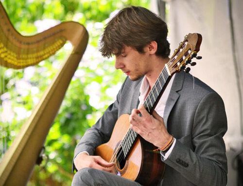 Klassische Gitarre im Brendelsaal