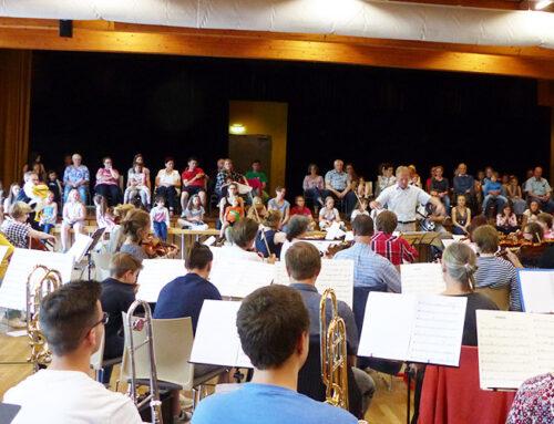 Orchesterkonzert für Kinder