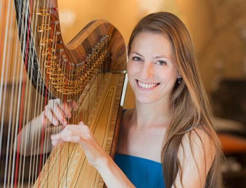 Harfenkonzert in der Kirche