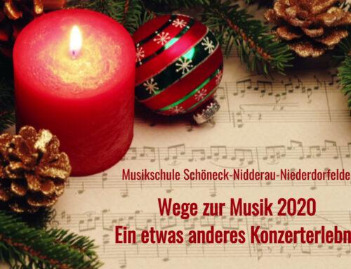 "Videoprojekt ""Wege zur Musik"""